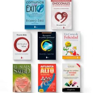 8 Libros de Ricardo Eiriz (Ebook EPUB)