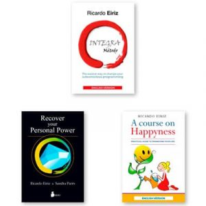 The 3 books of Ricardo Eiriz (Ebook PDF)